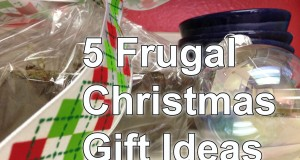5 Inexpensive Christmas Gift Ideas – Frugal Living