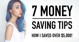 7 Money Saving Tips and Ideas for College Students ♥ I saved over $5,000 with Advice #4 ♥ Wengie