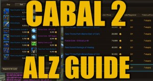 Cabal-2-Alz-Guide-How-to-make-MILLIONS-of-money-FAST