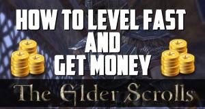Elder-Scrolls-Online-How-To-Level-Up-FAST-And-Get-MONEY-BEST-Blacksmiting-TrickGlitch