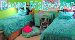 Twin-Girls-Bedroom-Makeover-on-a-budget-Before-After