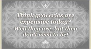 Frugal living made simple: Grocery Coupons