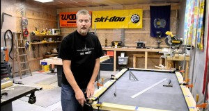 How to Build a Pool Table, Part 7 – Efforts in Frugality – Episode 5