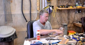 How to Build an Electric Guitar, Part 1, Efforts in Frugality – Episode 9.wmv