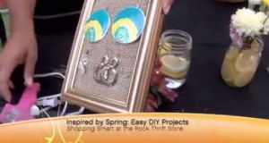 Rock Church – Thrifty Spring DIY projects
