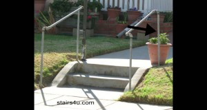 The Cheapest Exterior Stair Handrail – Money-Saving Ideas