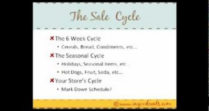 The Sales & Frugal Tips: It All Starts with a Discount (PART 2 of 2)