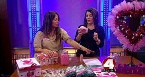 thrifty tips on how to save by making your own gifts and decorations