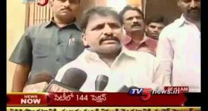 TV5 – Samaikandhra frugality..!!