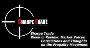 Week in Review: Market Voices, Correlations and Thoughts on the Frugality Movement (PODCAST)